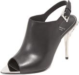 Versace Leather Heels