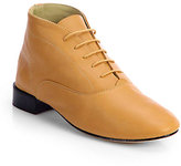 Repetto Tristan Leather Derby Shoes
