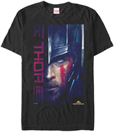 Fifth Sun Thor Ragnarok Black Thor Tee - Men & Big