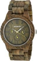 WeWood Men's Kappa Wooden Watch