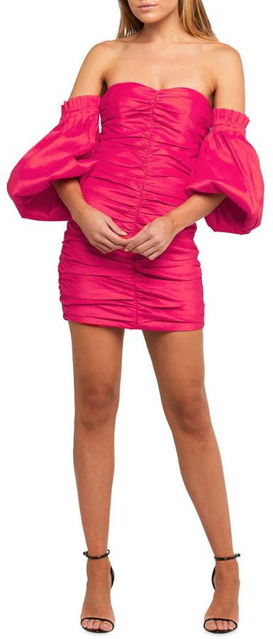 Bardot Marissa Mini Dress Brt