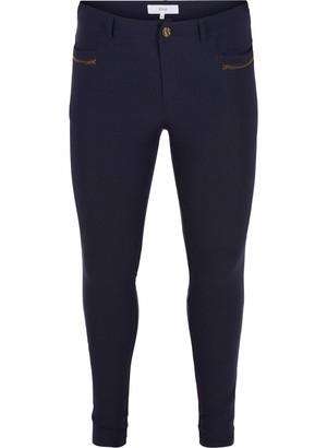 Zizzi Women's Lange Hose Trouser