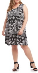 Karen Kane Geo Printed Chloe Dress