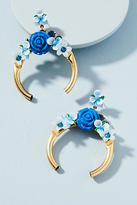 Elizabeth Cole Levene Hoop Earrings