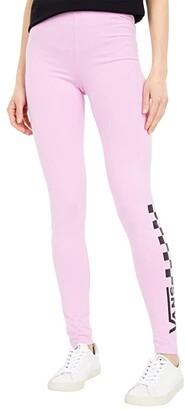Vans Chalkboard Classic Leggings (Orchid) Women's Casual Pants