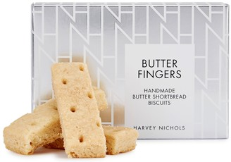 Harvey Nichols Butter Fingers Handmade Butter Shortbread Biscuits 170g - Best Before 31/03/21