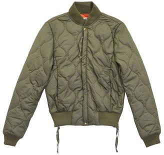 NSF Raffi Diamond Quilted Jacket