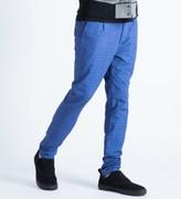 Commune De Paris Blue Confetti Print GN5 Pants