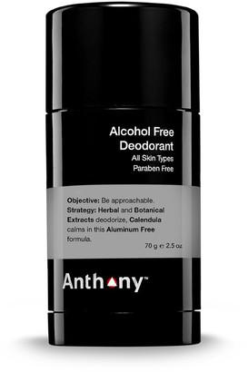 Anthony Logistics For Men Alcohol Free Deodorant