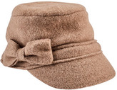 San Diego Hat Company Women's Soft Cadet Cap with Bow CTH8086