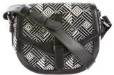 Lancel Raffia Shoulder Bag