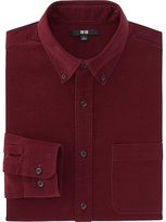 Uniqlo Men Corduroy Long Sleeve Shirt