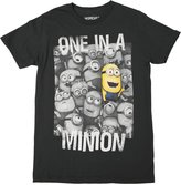 Hybrid Despicable Me - One in a Minion - T-Shirt (XL, )