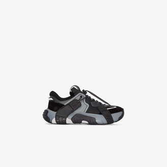 Valentino black and grey VLTN Wod sneakers