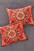 Urban Outfitters Berna Worn Carpet Sham Set