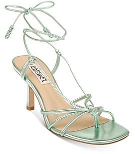 Badgley Mischka Women's Jovial Strappy High-Heel Sandals