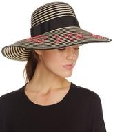 Kate Spade La Vie En Rose Stripe Sun Hat