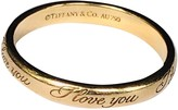 Tiffany & Co. Gold Pink gold Rings