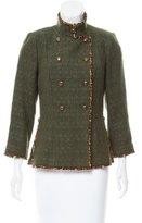 Chanel Paris-Shanghai Tweed Jacket