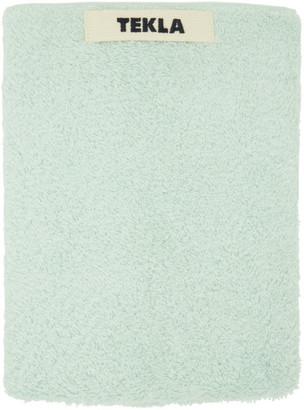 Tekla Green Organic Hand Towel