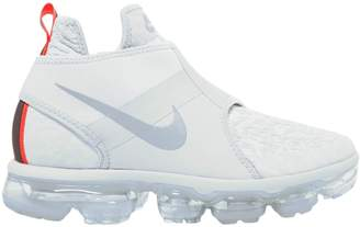 Nike Vapormax Neoprene-layered Mesh Slip-on Sneakers