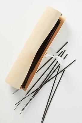 Wood-Wrapped Incense Sticks By Skeem in Beige