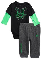 Under Armour Infant Boy's Digi Helmet Bodysuit & Pants Set