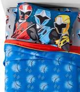 Power Rangers Sheet Set (Twin) 3pc