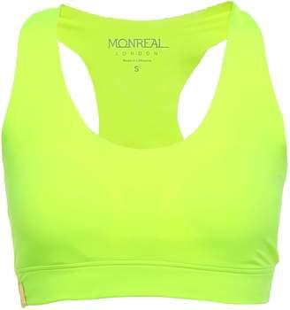 Monreal London Neon Stretch Sports Bra