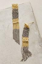 Marie-Laure Chamorel Gradient Woven Drop Earrings
