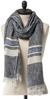 Tommy Hilfiger Final Sale- Marled Knit Scarf