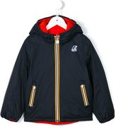 K Way Kids - 'Jacques Thermo Plus Double' jacket - kids - Feather Down/Polyamide - 10 yrs