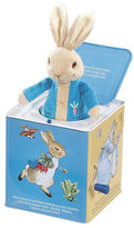 Beatrix Potter NEW Peter Rabbit Jack In The Box