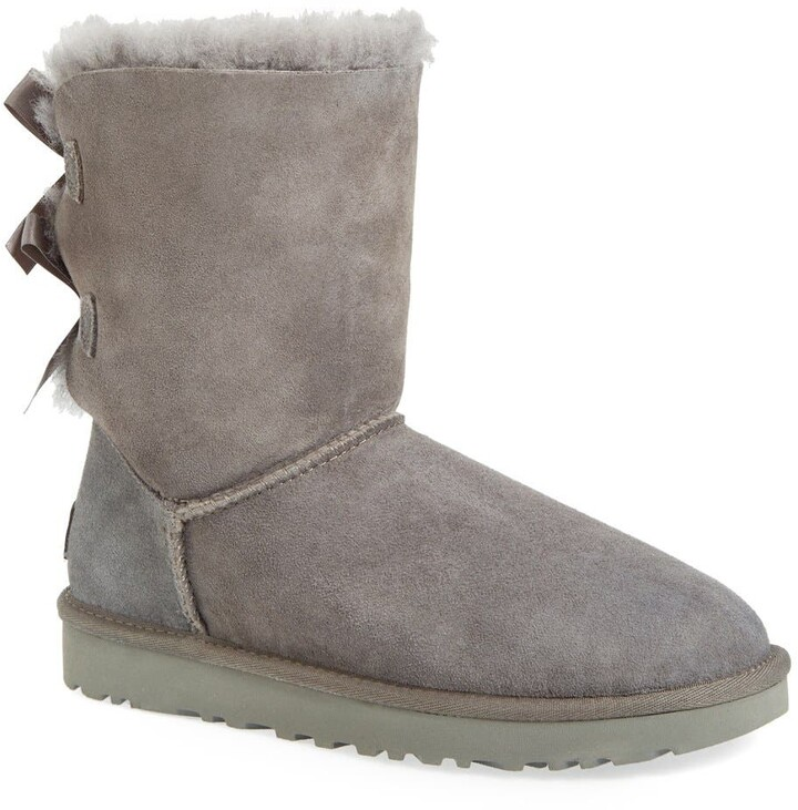 053fde3d492 Bailey Bow II Genuine Shearling Boot