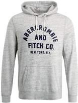 Abercrombie & Fitch BASIC LOGO Sweatshirt heather grey