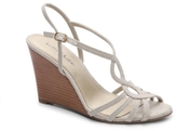 Kelly & Katie Nessie Shimmer Wedge Sandal