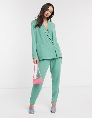 Ichi pastel suit trousers