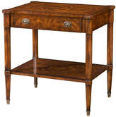 Theodore Alexander Pied-E-Terre Table Accent Table