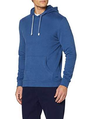Esprit edc by Men's 089Cc2J013 Sweatshirt, (Bottle Green 385), M
