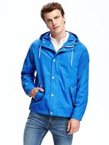 Old Navy Flannel-Lined Anorak for Men