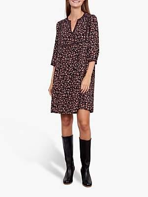 Gerard Darel Dolly Floral Dress, Black/Multi