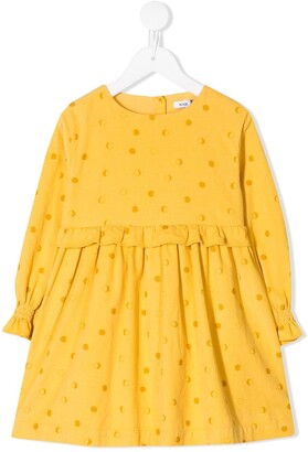 Knot Eclipse corduroy dress