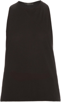 The Row Canto cotton-jersey tank top
