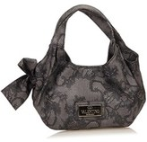 Valentino Pre-owned: Floral Fabric Nuage Bow.