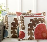 Pottery Barn Suzani Embroidered Indoor/Outdoor Pillow