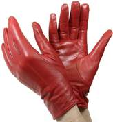 Isotoner A2281 Women's Lined Leather Gloves