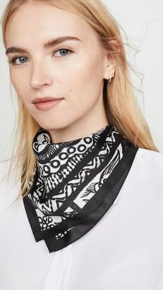 Rebecca Minkoff Lace Print Bandana