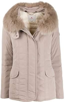Peuterey slim-fit down jacket