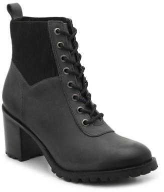 Matisse Moss Combat Boot