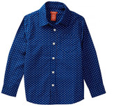 Joe Fresh Printed Shirt (Little Boys & Big Boys)